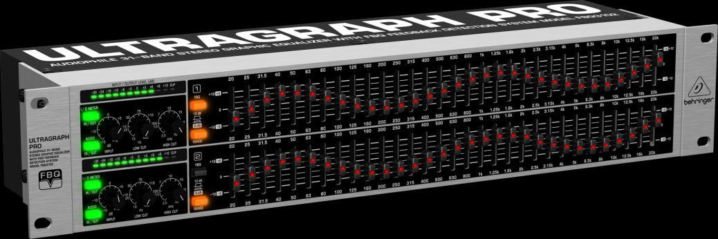 31 Band Equalizer : behringer fbq3100 ultragraph pro 31 band equalizer eq rental for seattle bellevue and tacoma ~ Vivirlamusica.com Haus und Dekorationen